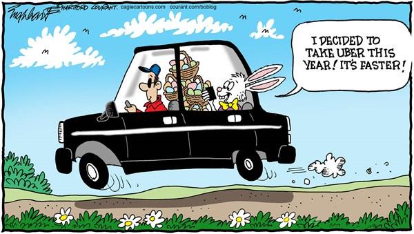 Easter Cartoon